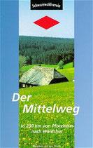Der Mittelweg - In 230 km von Pforzheim nach Waldshut