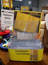 Impfbuch-Umschlag