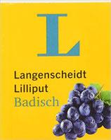 Langenscheidt Lilliput Badisch - Badisch-Hochdeutsch/Hochdeutsch-Badisch