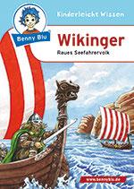 Benny blu:  Wikinger - Raues Seefahrervolk