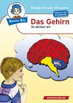 Benny blu: Das Gehirn - So denken wir