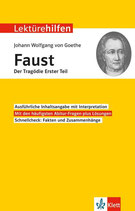 Lektürehilfe zu Goeteh: Faust, der Tragödie erster Teil