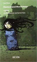 Deutschland Mon Amour - Gedichte mit Illustrationen von Hannes Haus