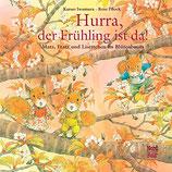 Hurra, der Frühling ist da! - Matz, Fratz und Lisettchen im Blütenbaum