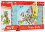 "Lernpuzzle ""Europakarte"""