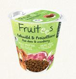 Fruitees Rehwild und Preiselbeere 200g