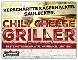 Chili Cheese Griller