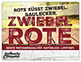Zwiebel Rote