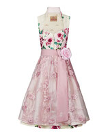 "AS Dirndl ""Rosentraum"" creme 40"