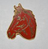 Artikelnummer: 2088  Pin Pferdekopf