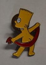 Artikelnummer: 2087  Pin Bart Simpson