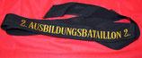 Artikelnummer: 01620 Mützenband  2. Ausbildungsbataillon 2.