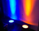 4 LED-Spot mit wiederaufladbarem Akku