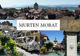 Postkarten Murten Mix