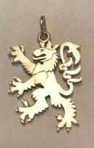 Anhänger Silber Murten Löwe