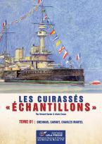 Les cuirassés échantillons T.01 Brennus, Carnot, Charles Martel