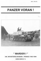 PANZER VORAN ! Hors-série n°4