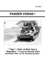 PANZER VORAN ! n°51