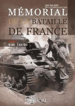 Mémorial de la Bataille de France T.1
