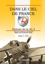 Histoire de la JG 2 Volume 5