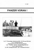 PANZER VORAN ! n°37