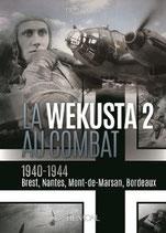 Wekusta 2 au combat, 1940-1944