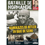 BATAILLE DE NORMANDIE 1944 MAGAZINE N°4