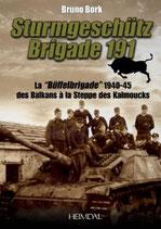 La Sturmgeschütz Brigade 191