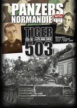 TIGER de la 503 (schwere Panzer-Abteilung 503)
