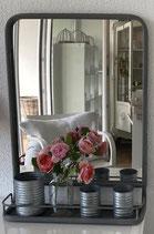IB Laursen Wandspiegel mit kleiner Ablage
