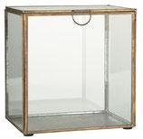IB Laursen Glasschachtel mit Deckel hoch