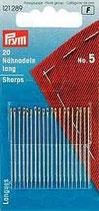 NAEHNADELN LANG, SHARPS NR.5