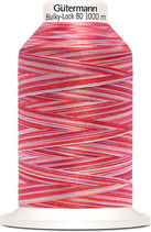 Overlock Bauschgarn Bulky-Lock 80 Color 1000m