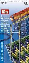 WOLL- UND SMYRNANADELN TAPESTRY OHNE SPITZ NR.1+3