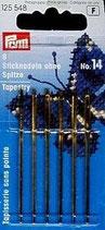 STICKNADELN STUMPF NR.14