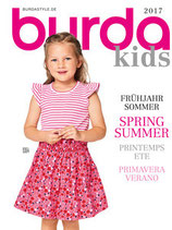 burda Kinderkatalog 2017
