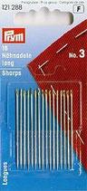 NAEHNADELN LANG, SHARPS NR.3