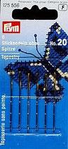 STICKNADELN STUMPF NR.20