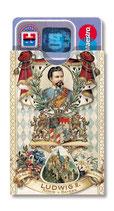 cardbox 085 > König Ludwig - Wappen