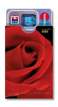 cardbox 020 > Rose