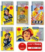 cardbox PEZ-Set > 5 Stück