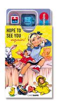 cardbox c 076 > Hope to see you again!