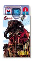 cardbox c 0172 > Zirkuselefant