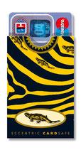 cardbox c 049 > Zebra gelb Salamander