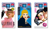 cardbox glamour-Set > 3 Stück
