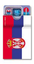 cardbox 078 > Serbien