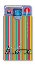 cardbox c 0229 > Streifenbox