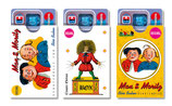cardbox Max & Moritz SET > 3 Stück