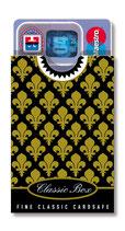 cardbox c 0128 > Bourbonische Lilie