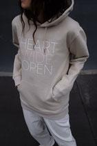 HEART WIDE OPEN (Hoodie)